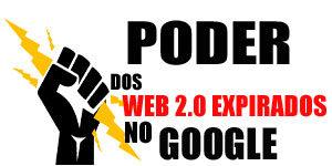 O poder do Web 2.0 Expirado para o Google
