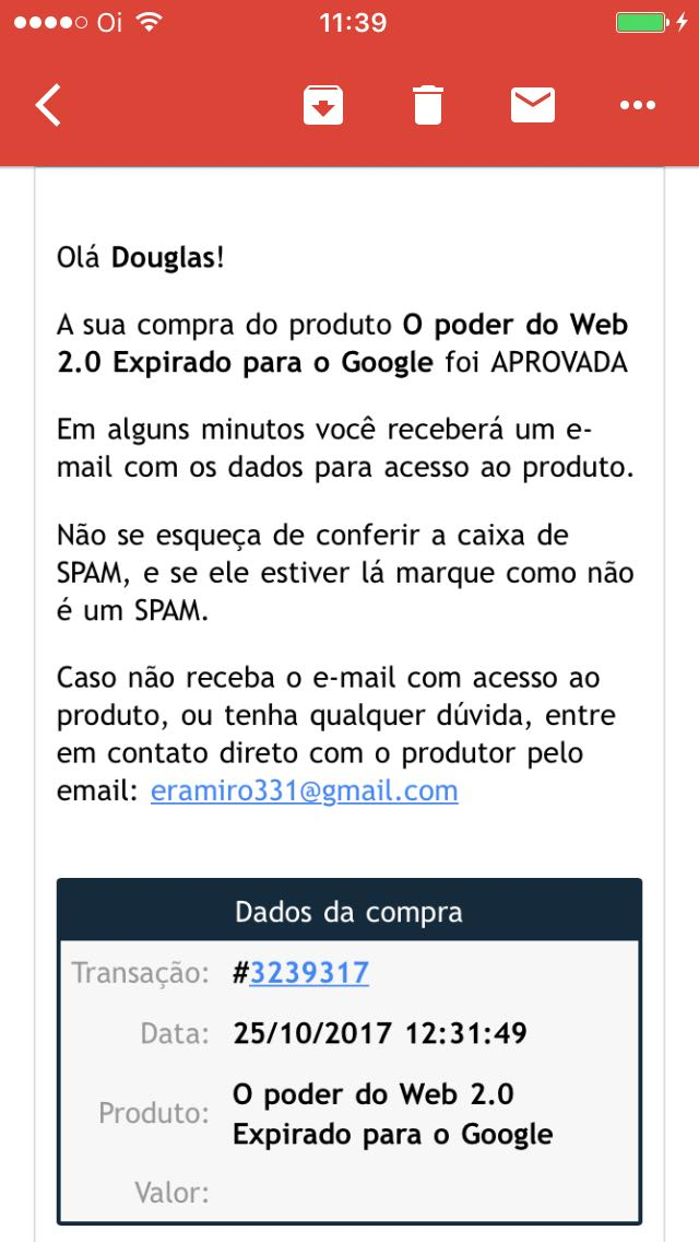 web 2.0 expirado everson ramiro